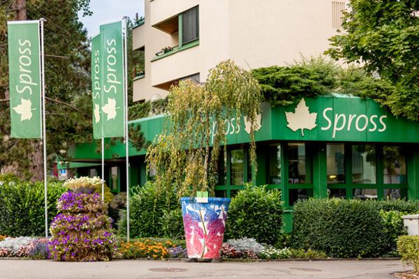 Bild Hauptsitz Spross Gartenbau