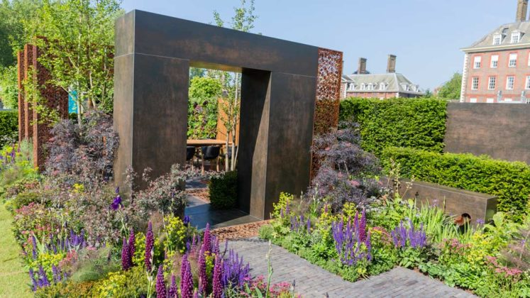 The Urban Flow Garden RHS