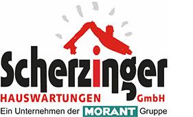 Logo Scherzinger Hauswartungen