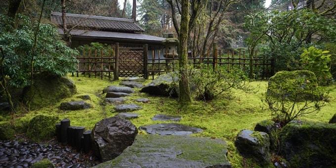 Portland Japanischer Garten