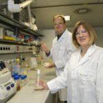 Doktoren im Labor