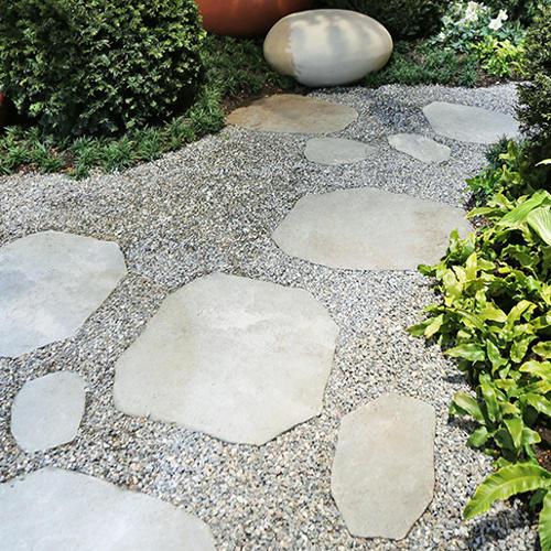 Mosaikplatten Strada Creabeton