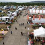 Luftbild Messe demopark 2017