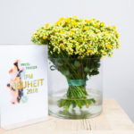 Kalanchoe Interspecific Hybrid Queen CutFlowers 'Smiling Yellow Meadow'