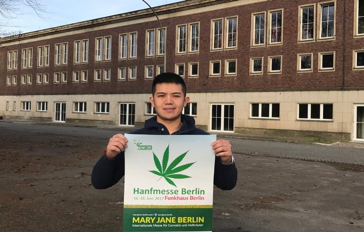 Hanf Messe Berlin