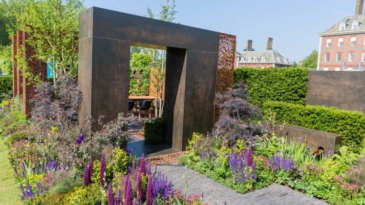 The Urban Flow Garden RHS