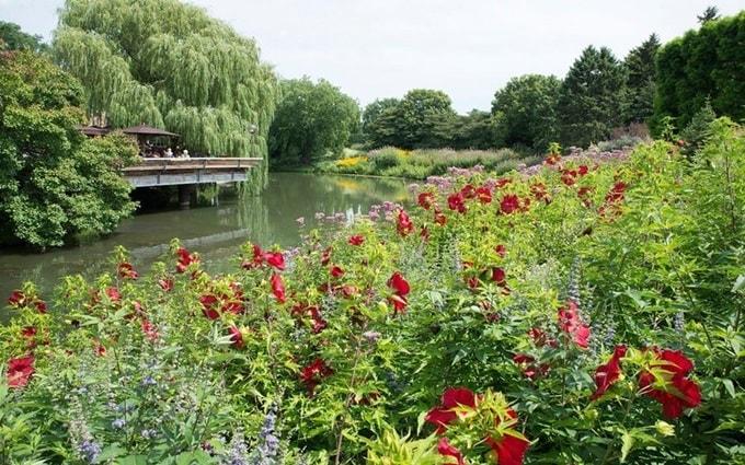 Botanischer Garten Chicago
