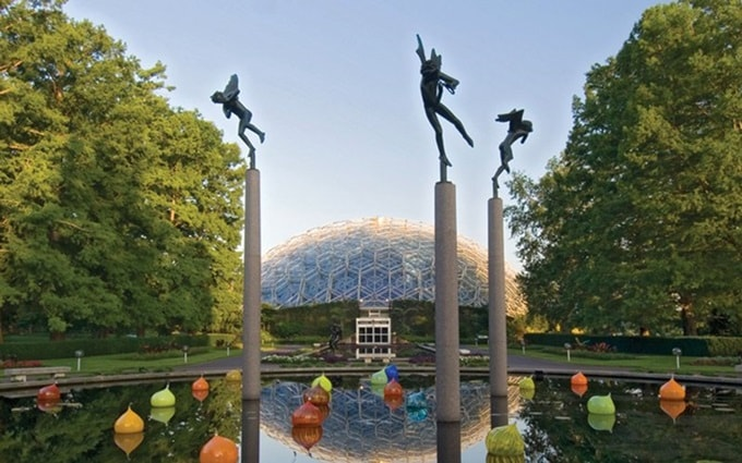 Missouri Botanical Garden, St. Louis